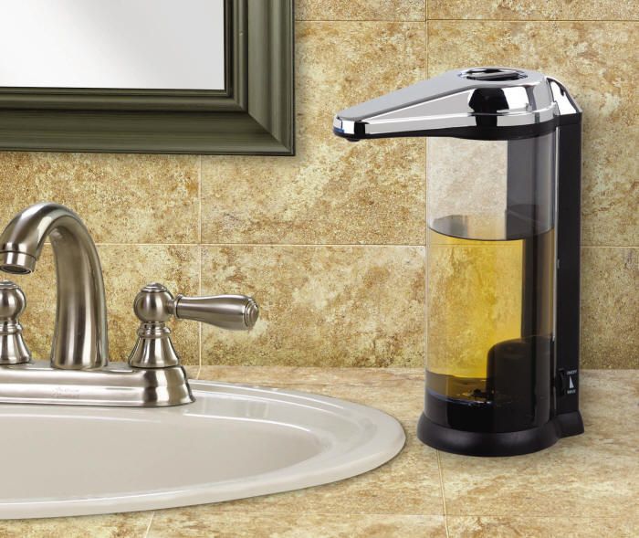 TOUCHLESS™ Soap Dispenser By Better Living Products